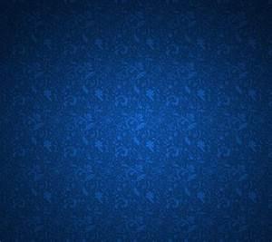 Dark Blue Pattern