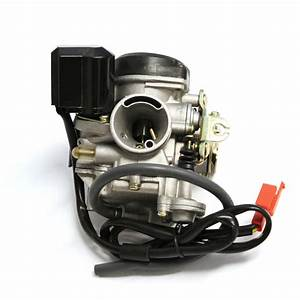 18mm Cv Carb For Qmb139 And Gy50 Scooterworks Usa