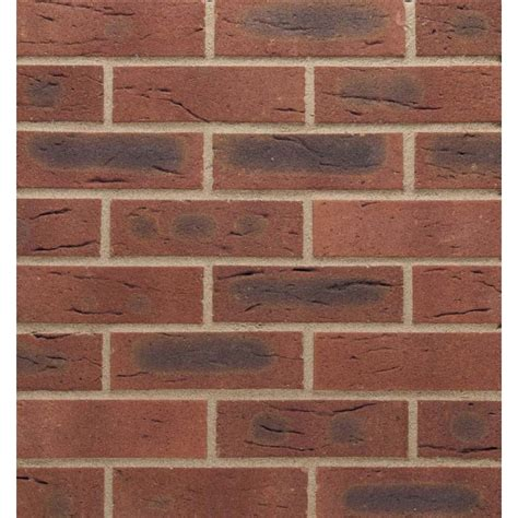 baggeridge mm tuscan red multi brick buildbase