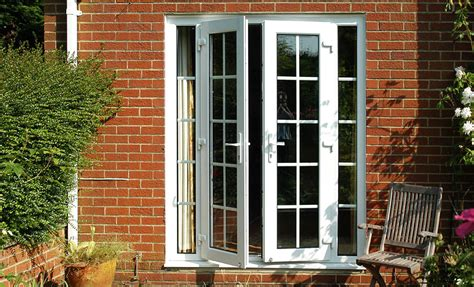 Ft Anthracite Grey Upvc French Doors