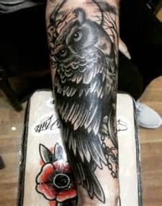 Celtic Owl Tattoo Designs Forearm