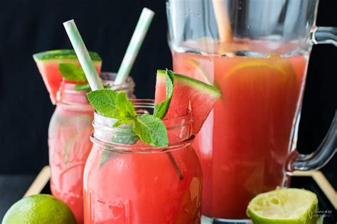 wassermelone cocktail alkoholfrei lifestyle food travel aus der schweiz princess ch
