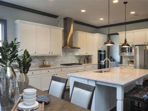 inexpensive kitchen island ideas kitchen decor and design on a budget hgtv 4691