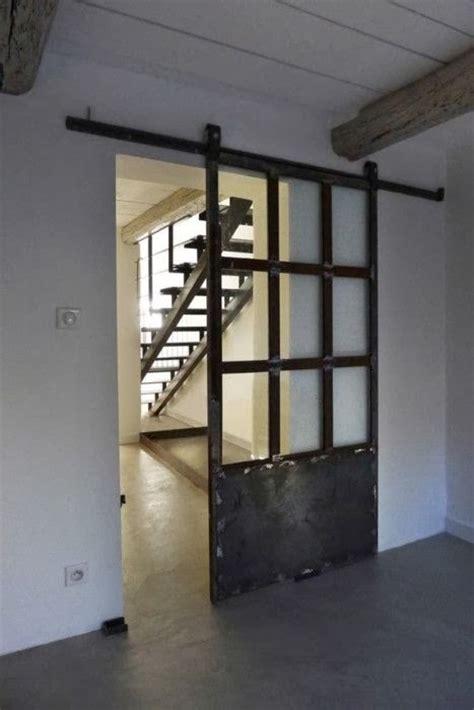 industrial steel doors woonblog my industrial interior november 2013