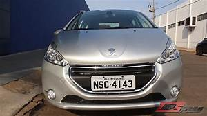 Test Drive Peugeot 208 Griffe 1 6 16v At  Canal Top Speed