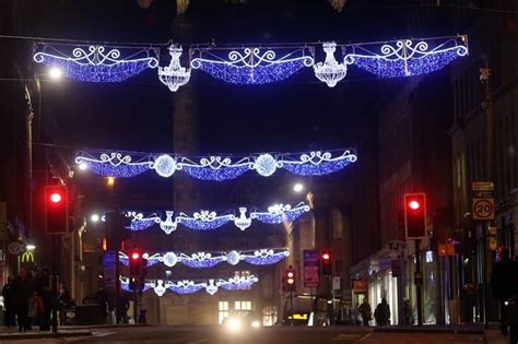 when and where is the newcastle city centre christmas