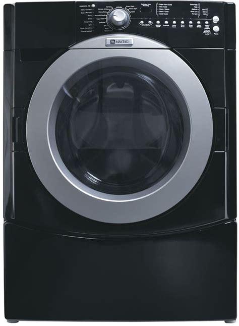 maytag mfwsb   front load washer   cu ft capacity  wash cycles  sensi