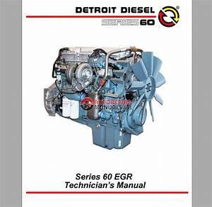 Detroit Diesel Series 60 Egr Tech Guide 2005