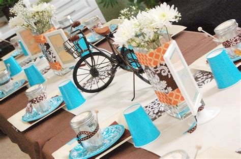 Bicycle Built For Two Bridal Shower Guest Feature