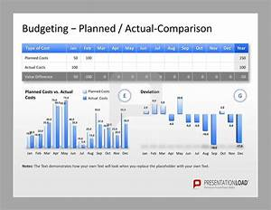 130 best images about powerpoint templates on pinterest for Budget to actual template