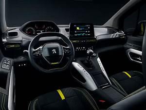 Peugeot Rifter Interieur : peugeot rifter 4x4 concept der abenteurer ~ Dallasstarsshop.com Idées de Décoration