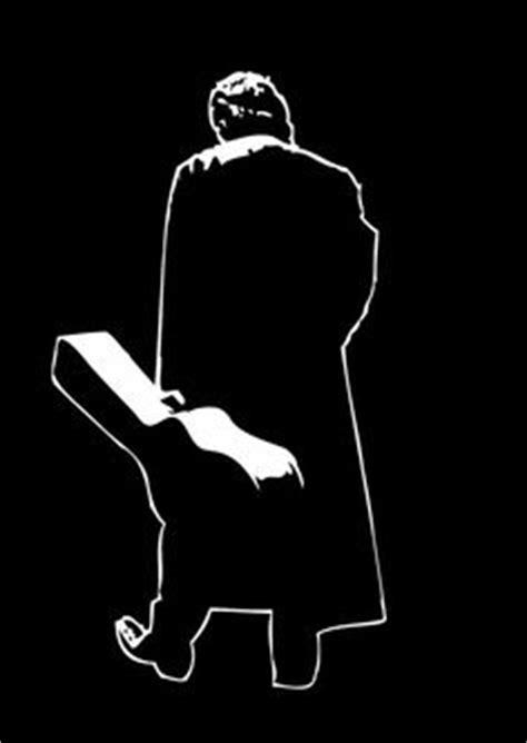 File:Elvis Presley Stencil.svg | Silhouette--love it