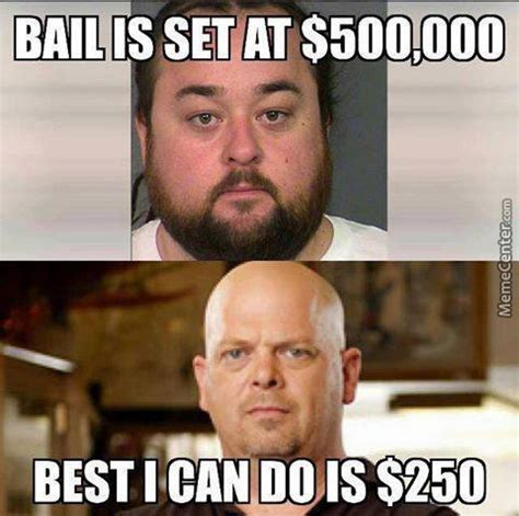 Chumlee Meme - nfl forum will chumlee go to prison