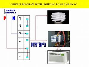 Circuit Diagram Of Motion Sensor Light Switch