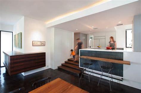 split level kitchen island split level home designs for a clear distinction between