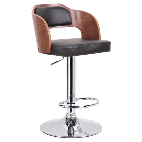 """Modern & contemporary counter & bar stools from room & board. Wholesale Interiors Sitka 34"""" Modern Bar-Height Stool ..."""