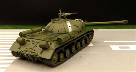 Easy Model Russian Is-3m Js-3 Stalin Heavy Tank Hungary