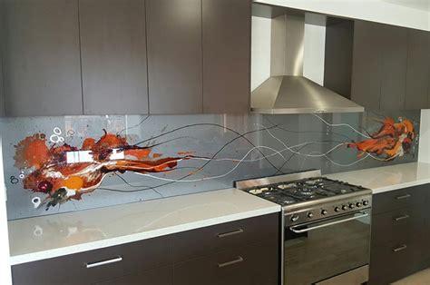 designer glass splashbacks for kitchens custom kitchen splashbacks voodoo glass gold coast 8665