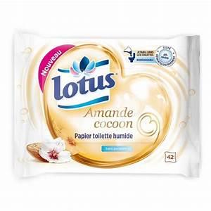 Papier Toilette Humide : papier lotus achat vente pas cher cdiscount ~ Melissatoandfro.com Idées de Décoration