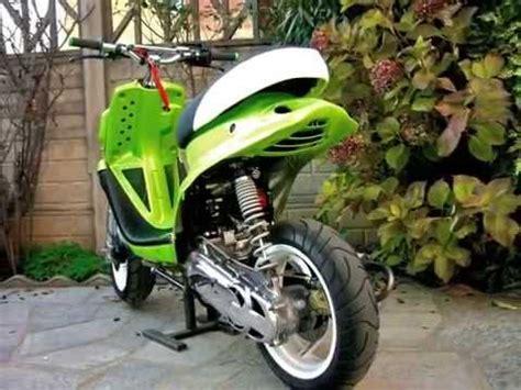 top 50 des scooters et motos 50cc tuning