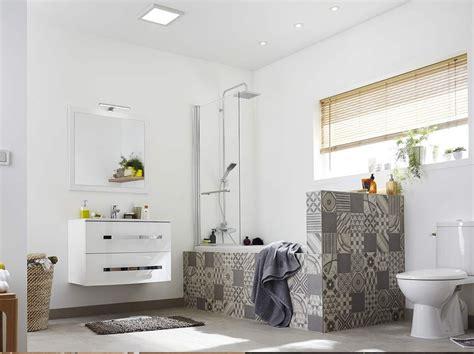 salle de bains salle deau sanitaire leroy merlin