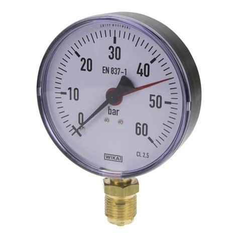 wika pressure ranges pressure wika 111 10 9168192 automation24