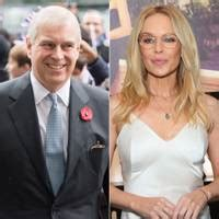 Kylie Minogue and Prince Andrew Dating Rumours | Glamour UK