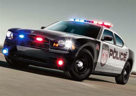 Police Patrol Car (usa