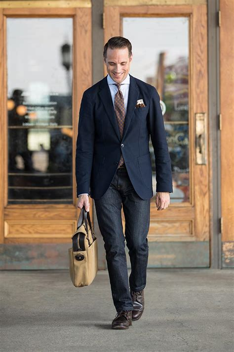 10 Ways To Do Business Casual This Fall - He Spoke Style