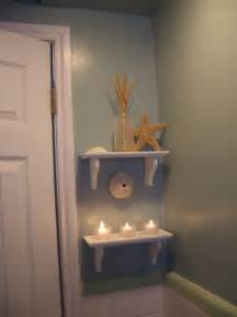 Bathroom Wall Decor Shelves