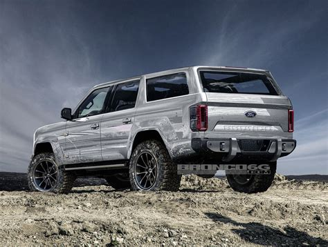 bronco prototype 4 door 2020 ford bronco concept isn t real still awesome