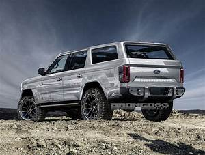 4-Door 2020 Ford Bronco Concept Isn't Real, Still Awesome Regardless - The Drive