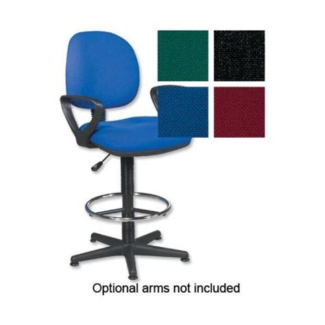 trexus intro operators chair high rise back h410mm seat 23301x