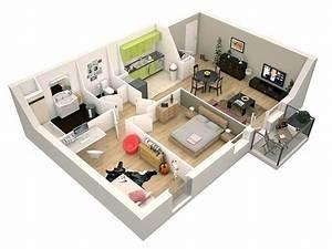 Plan Maison 3d En Ligne  U2013 Bricolage Maison Et D U00e9coration