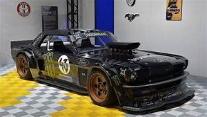 Ken Blocks 1965 ford mustang hoonicorn RTR - YouTube