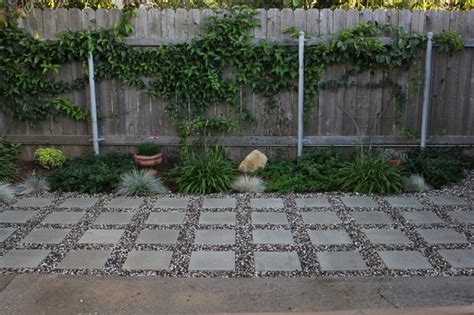 pavers and pebbles outdoor designs patio ideas