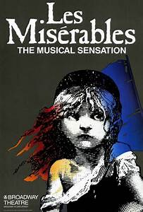 Les Miserables (Broadway) Movie Posters From Movie Poster Shop