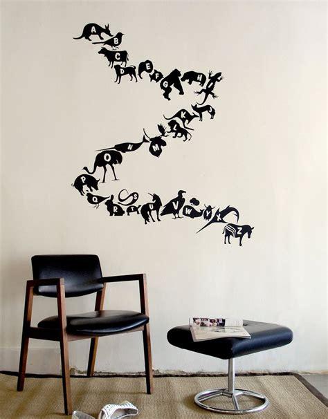 Kebaya Jadi Tile Stik Krisna black alphabet wall decals alphabet animals a z blik