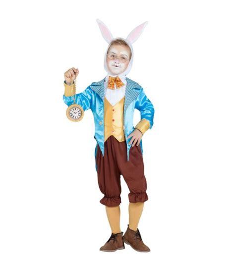 Disfraz Conejo Alicia País Maravillas para Niño 【Envío en