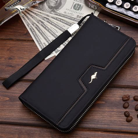 designer mens wallets designer wallets brand kangaroo wallet