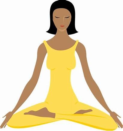 Meditation Clipart Transcendence Transparent Meditate Webstockreview Steps