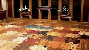 10 most creative floors ever built emma barker jones With parquet puzzle