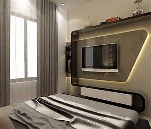 Tv Wall Unit Design 2018  With Images