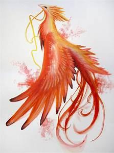 106 best Phoenix Bird images on Pinterest | Phoenix bird ...