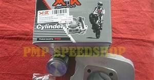 Palex Motor Parts  X1r Cylinder Block 53mm For Honda Ex5