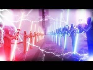 Tabs new units neon huge light saber armies