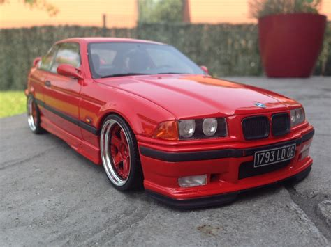 Bmw M3 Weight by Bmw M3 E36 1 18 Ottomobile Light Weight Voiture