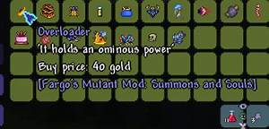 Thorium mod loader, [img] well hello there, and welcome to