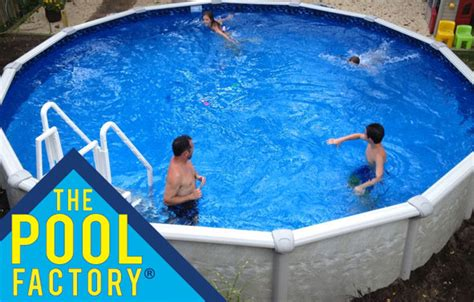 Above Ground Pools Can Now Be Financed At The Pool Factory