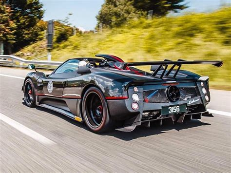 The Pagani Zonda Refuses To Be Put To Bed With Yet Another ...